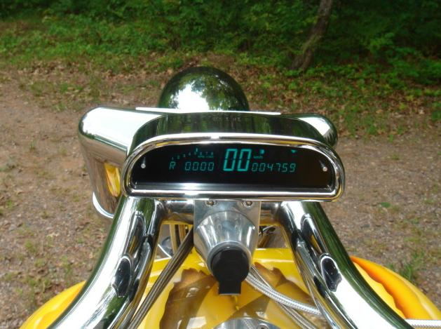 V8 Chopper Trike - Motorcycles for sale, used motorcycles for sale